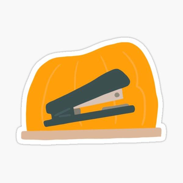 THE OFFICE STAPLER Sticker