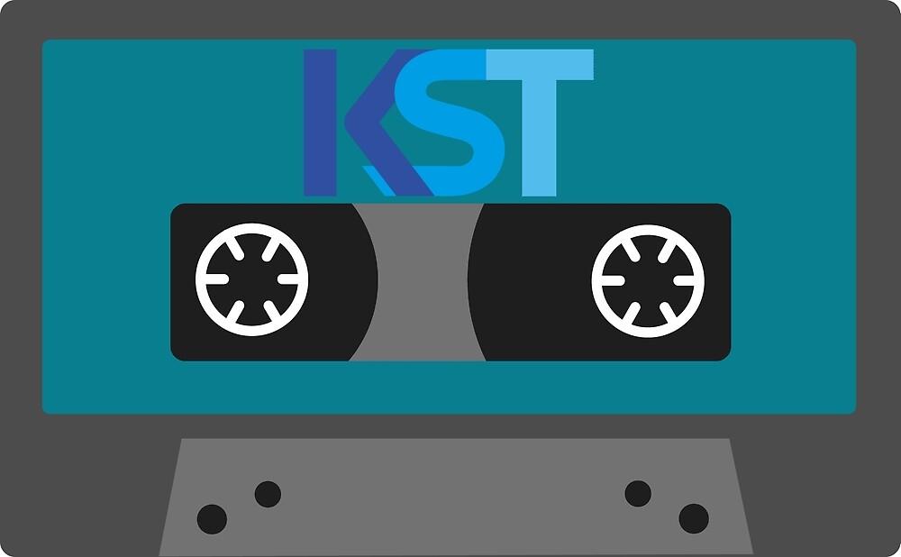 KST Cassette Logo by garrote