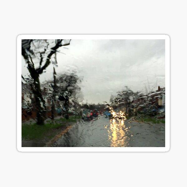 Wet Weekend Sticker
