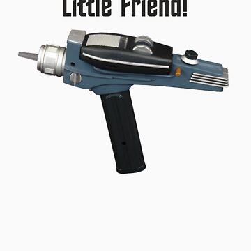 Say Hello To My Little Friend! by Mcflytrek