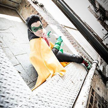 Damian Print 3 by FlyingSolo