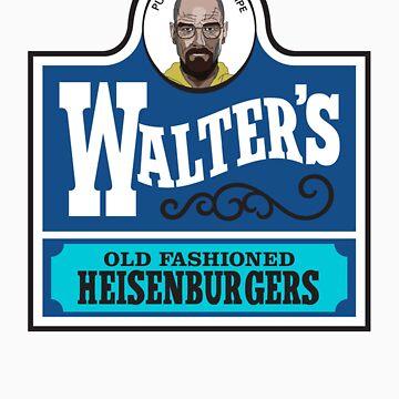 Old Fashioned Heisenburgers by LukeMorgan42