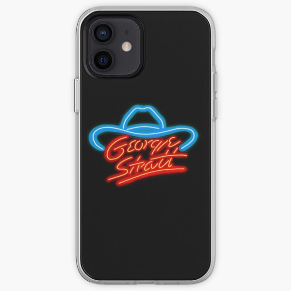 George Strait- the KING of country music iPhone Soft Case