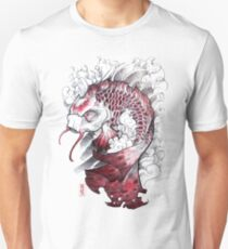 shigeki.zumi: tattoo sketchbook: 008 Unisex T-Shirt