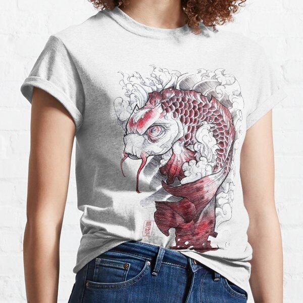 shigeki.zumi: tattoo sketchbook: 008 Classic T-Shirt
