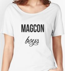 MAGCON BOYS Women's Relaxed Fit T-Shirt