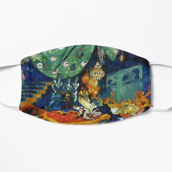 Scheherazade Rimsky-Korsakov Ballet Léon Bakst Art Deco Flat Mask