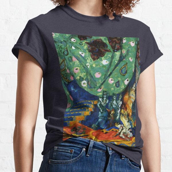 Scheherazade Rimsky-Korsakov Ballet Léon Bakst Art Deco Classic T-Shirt