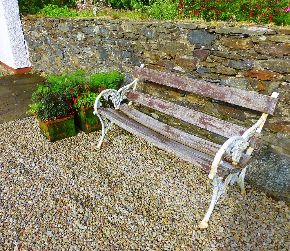 The Weathered Seat by Fara