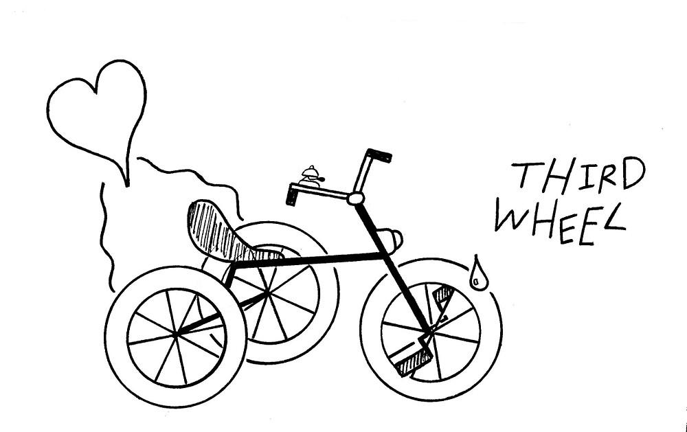 Third Wheel by RobbieBleak