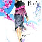 Tickled Pink by jenniferlilya