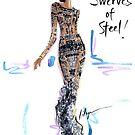 Swerves of Steel by jenniferlilya