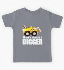 Digger Kids Tee