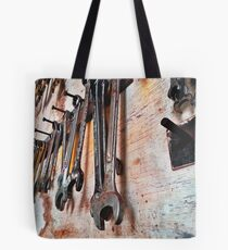Wrenches of Life Tote Bag