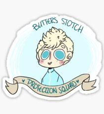 Butters Stotch Protection Squad Sticker