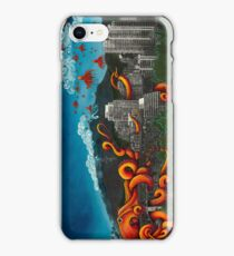 Like a Flight of Bombs iPhone Case/Skin