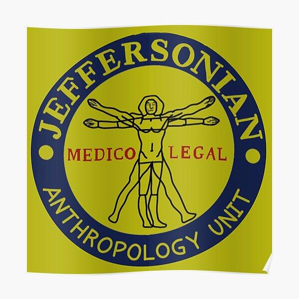 Medico Legal Lab Logo Poster