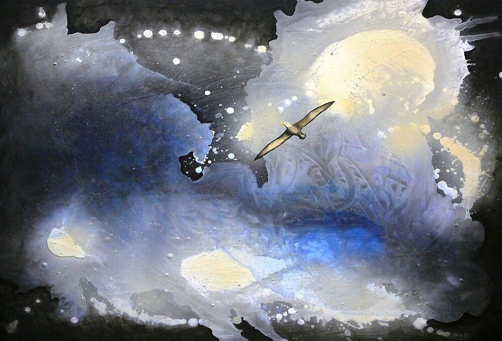 Flight of the Albatross  by Kat-