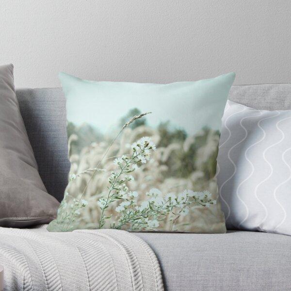 Trailside Throw Pillow