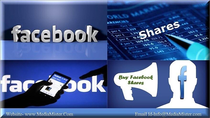 Buy Facebook Shares by mediamister