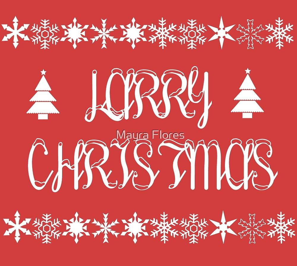 Larry Christmas 2 by LarryDickSquad