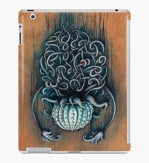 Hard Shelled Jellyfish  iPad Case/Skin