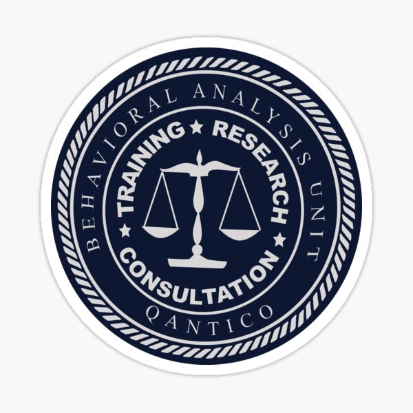 BAU - Logo Sticker