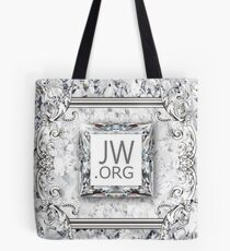 JW.ORG(Diamonds) Tote Bag