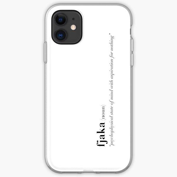 PHRASE / CROATIA iPhone Soft Case