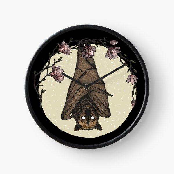 Bat Crazy Clock