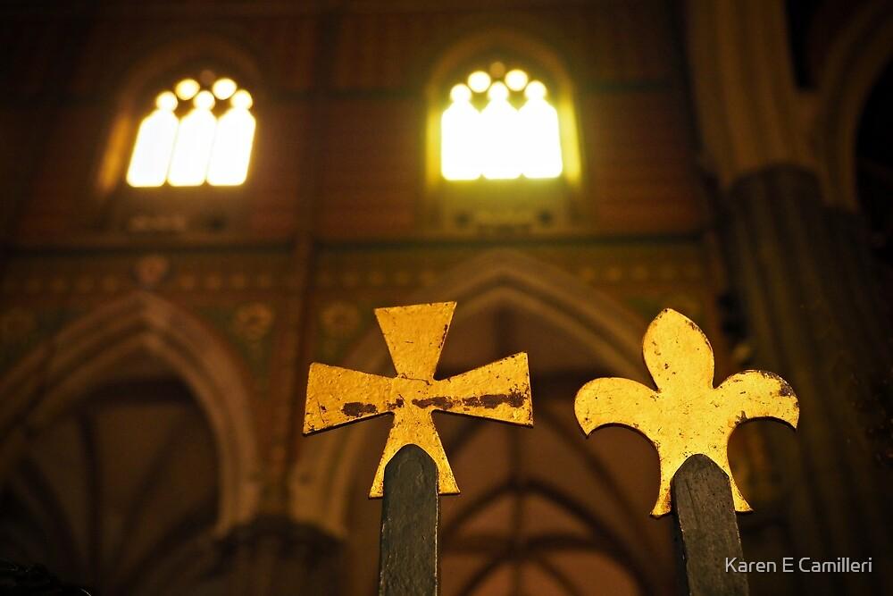 Symbols of the Faith by Karen E Camilleri