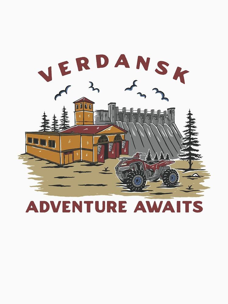 Verdansk tourism commercial by Mortil13