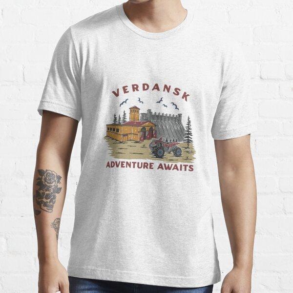 Verdansk tourism commercial Essential T-Shirt