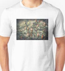 Unblown Rose Bush Unisex T-Shirt