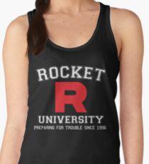 Team Rocket University Women's Tank Top