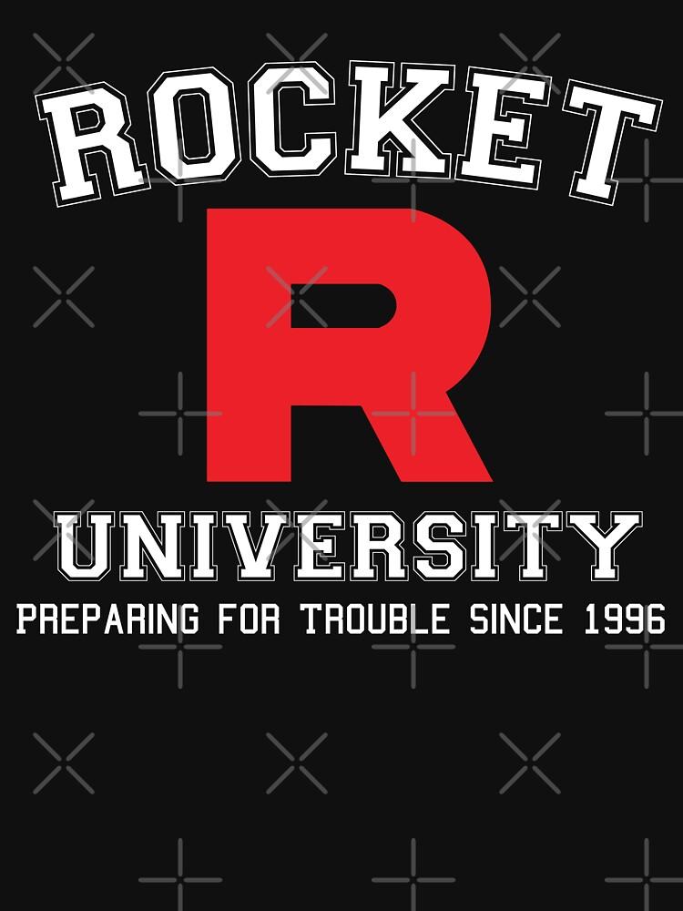 Team Rocket University | Unisex T-Shirt