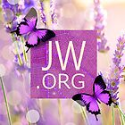 JW.ORG (Purple Butterflies) by JW Arts & Crafts