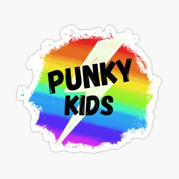 Punky Kids Sticker