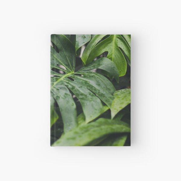 Wet Leaves Hardcover Journal