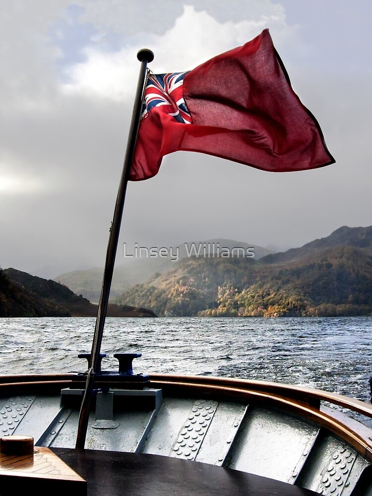 The Red Ensign by Linsey Williams