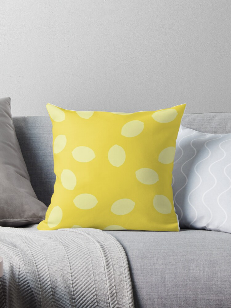 Lemon Pattern 1 by rivermill