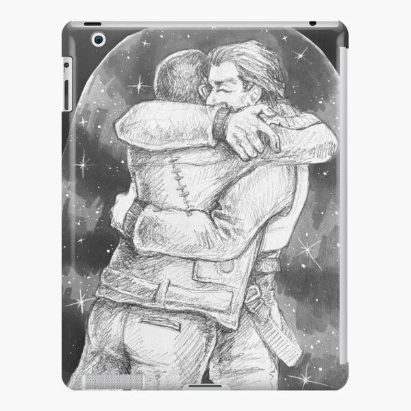 space hugs iPad Snap Case