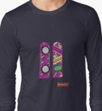 Hoverboard Shirt Long Sleeve T-Shirt