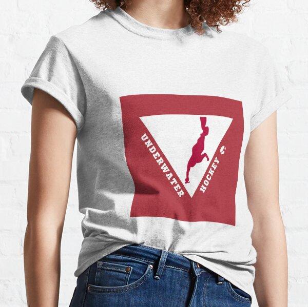 Underwater Hockey Classic T-Shirt