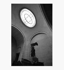 Nike Louvre Photographic Print