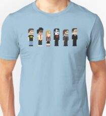 8-Bit IT Crowd T-Shirt