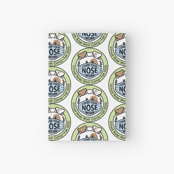 Virtual NW Camp Notebook Hardcover Journal