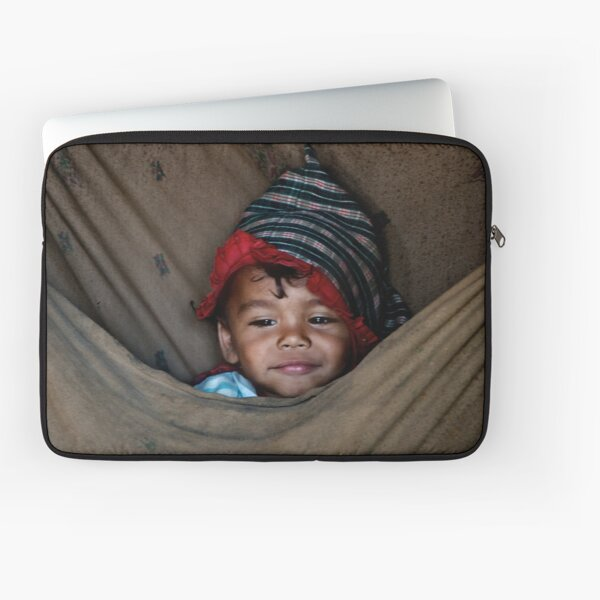 Snug as a Bug in a Rug Laptop Sleeve