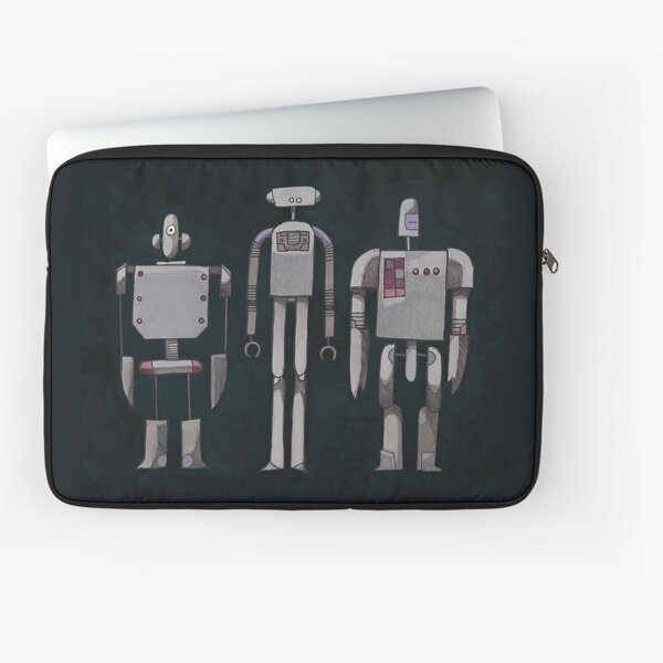 We are not Robots (The Three Amigos) Laptop Sleeve