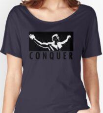 Arnold Schwarzenegger - Conquer Women's Relaxed Fit T-Shirt